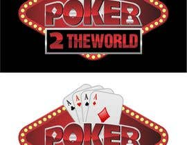 #23 for Design a Logo for poker web site af jummachangezi
