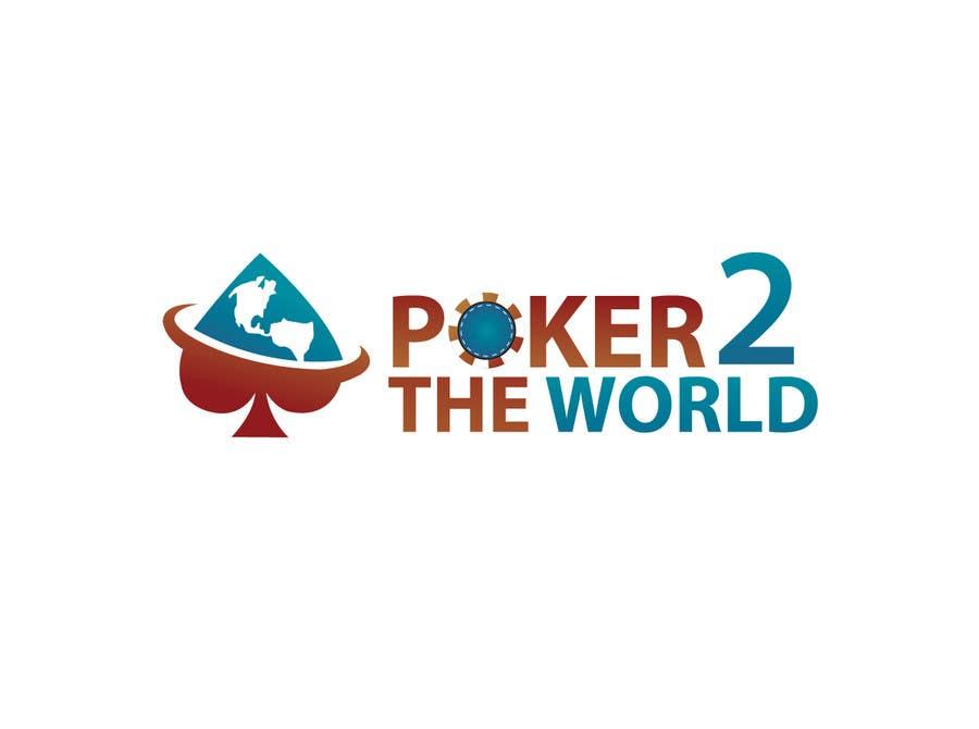 Kilpailutyö #96 kilpailussa Design a Logo for poker web site