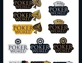 #93 para Design a Logo for poker web site por uniqmanage