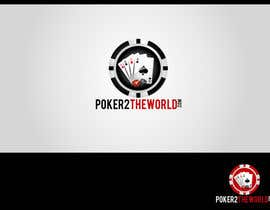 #60 para Design a Logo for poker web site por rimskik