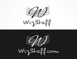 #75 for Logo for WizStaff by cornelee