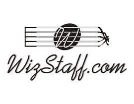 #147 for Logo for WizStaff af dclaudiu