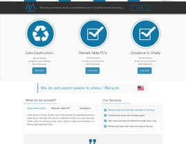 #15 para E recycling company website por upbeat