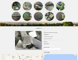 #10 para E recycling company website por cosminici27