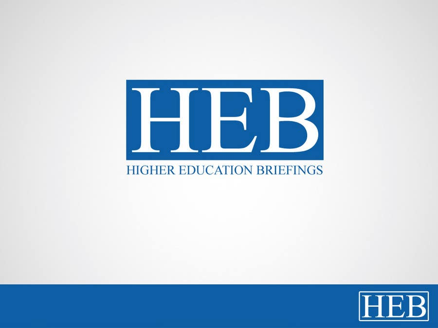 Contest Entry #                                        262                                      for                                         Logo Design for Higher Education Briefings, LLC