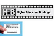 Graphic Design Конкурсная работа №130 для Logo Design for Higher Education Briefings, LLC