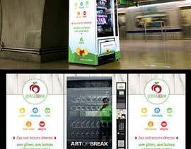 #16 para Projetar adesivagem para máquina automática de venda de alimentos (vending machine) por DonRuiz