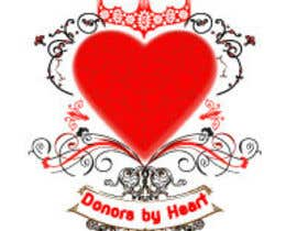 #39 for Logodesign for Donors by Heart (E-sport) af palit001