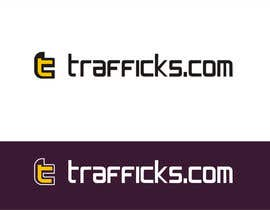 #92 for Trafficks.com Logo by saliyachaminda