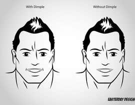 #72 cho Simple face drawing (Sample provided) bởi easterson