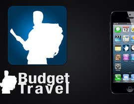 #26 cho Need app icon for backpacking (budget travel) bởi Pradeep7jan