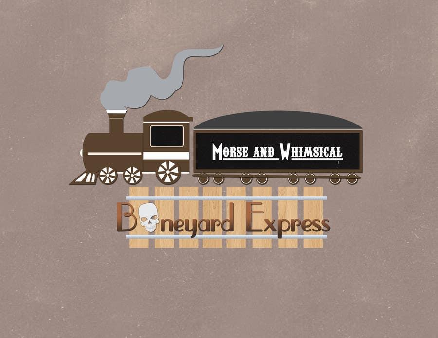 Penyertaan Peraduan #30 untuk Design a Logo for Boneyardexpress - repost