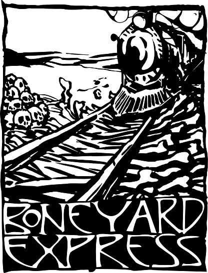 Penyertaan Peraduan #18 untuk Design a Logo for Boneyardexpress - repost
