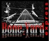 Graphic Design Contest Entry #23 for Design a Logo for Boneyardexpress - repost