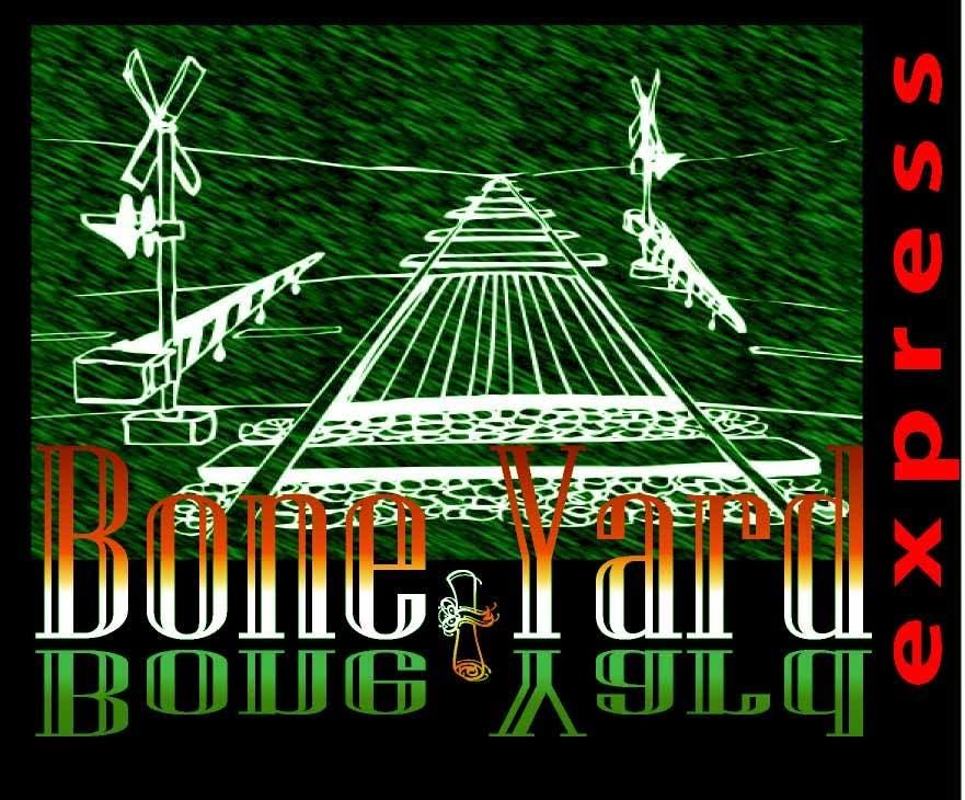 Penyertaan Peraduan #24 untuk Design a Logo for Boneyardexpress - repost