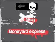 Graphic Design Entri Peraduan #35 for Design a Logo for Boneyardexpress - repost