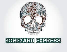 #38 cho Design a Logo for Boneyardexpress - repost bởi goianalexandru