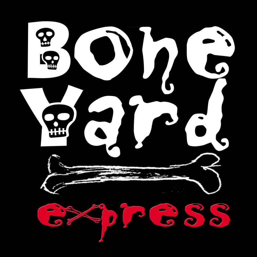 Penyertaan Peraduan #20 untuk Design a Logo for Boneyardexpress - repost