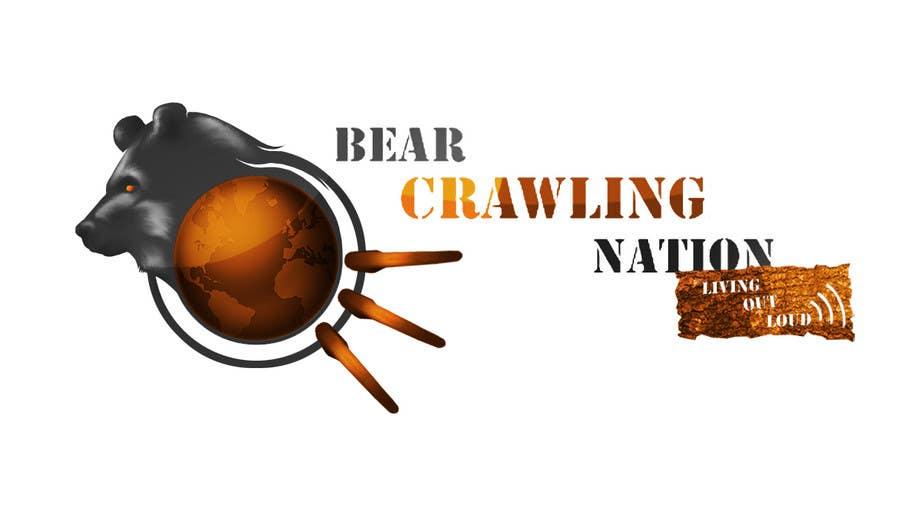 Konkurrenceindlæg #89 for Icon Design for BearCrawling Nation