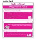 Graphic Design Inscrição do Concurso Nº3 para Design a fold-over business card for business promotion