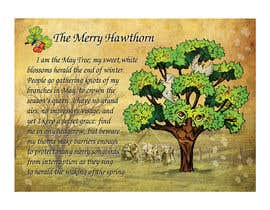 #26 untuk Adding colour and background to  The Merry Hawthorn oleh prasanthmangad