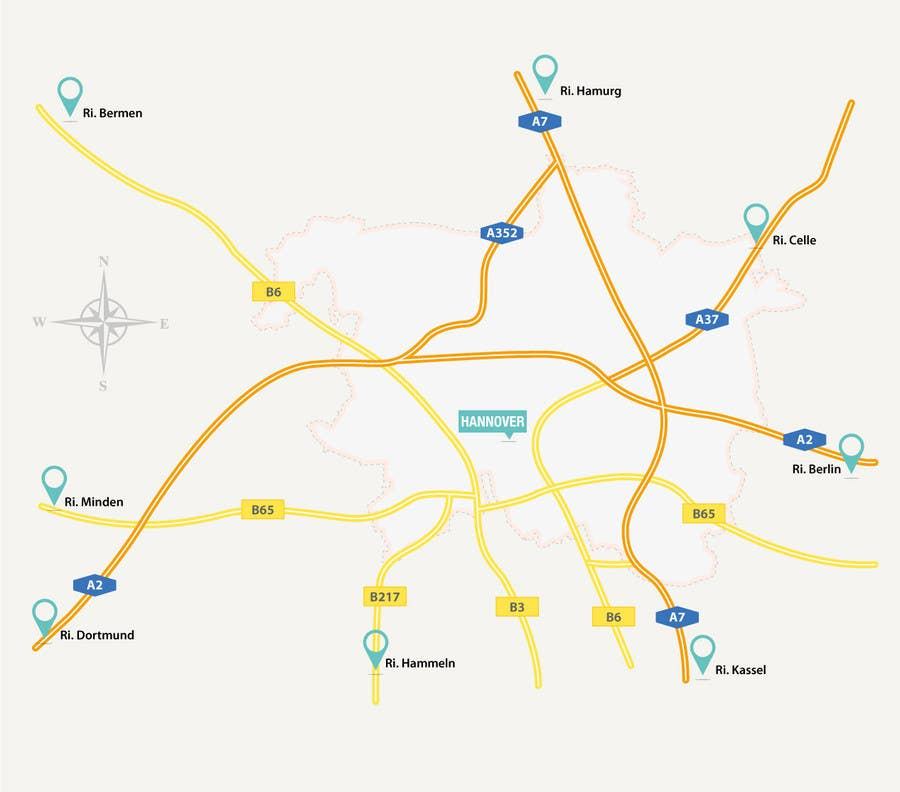 Konkurrenceindlæg #                                        13                                      for                                         Map Design