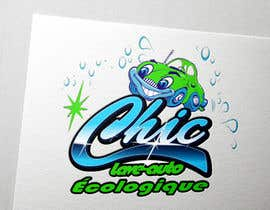 nº 23 pour Design a Logo for ecological car wash par developingtech