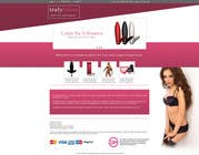 Contest Entry #11 for Design an amazing front page for an adult toys website.