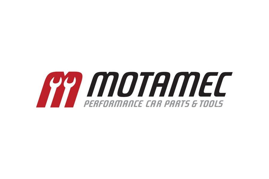 Konkurrenceindlæg #603 for Logo Design for Motomec Performance Car Parts & Tools