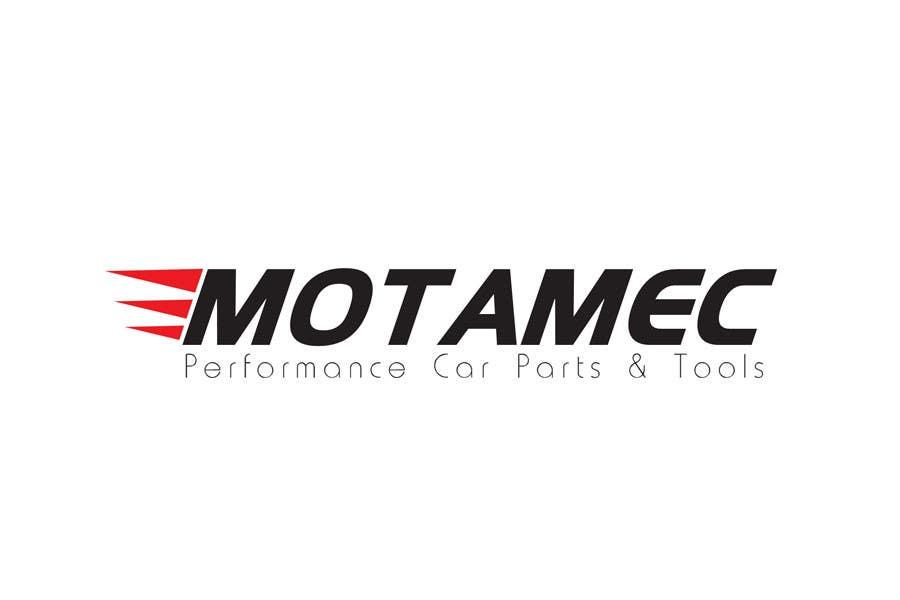 Konkurrenceindlæg #534 for Logo Design for Motomec Performance Car Parts & Tools