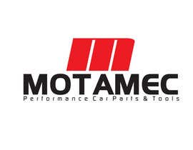 nº 545 pour Logo Design for Motomec Performance Car Parts & Tools par ulogo