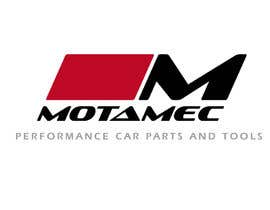 #201 para Logo Design for Motomec Performance Car Parts & Tools por hoch2wo