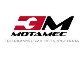 #604 para Logo Design for Motomec Performance Car Parts & Tools por hoch2wo
