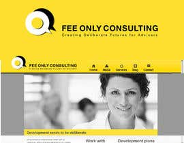 nº 12 pour Design a Logo for Financial Consulting website par arteastik
