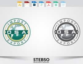 #46 para Diseñar un logotipo | Logotype design de stebso