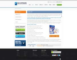 #76 para Build a Website for Score95.com por iNoesis