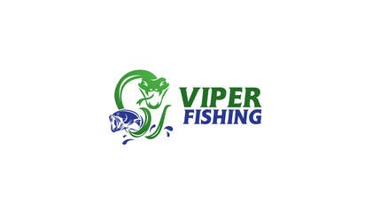 "nº 210 pour Design a Logo for our new fishing company ""Viper Fishing"" par ammari1230"