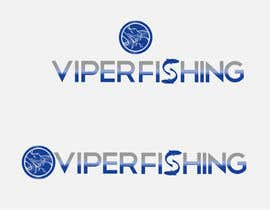 "nº 95 pour Design a Logo for our new fishing company ""Viper Fishing"" par sooclghale"