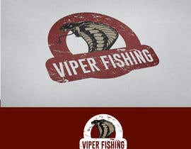 "#193 untuk Design a Logo for our new fishing company ""Viper Fishing"" oleh rostovniki"