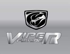 "nº 53 pour Design a Logo for our new fishing company ""Viper Fishing"" par ffarukhossan10"
