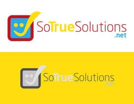 #9 para Design a Logo for sotrue solutions por Arts360