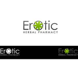 #57 cho Design a Logo for Erotic Herbal Pharmacy bởi zswnetworks