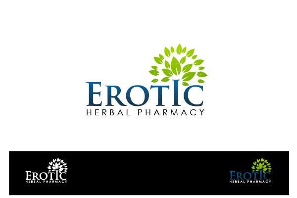 Bài tham dự cuộc thi #58 cho Design a Logo for Erotic Herbal Pharmacy
