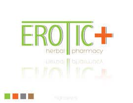 #47 cho Design a Logo for Erotic Herbal Pharmacy bởi BojanAndrejek