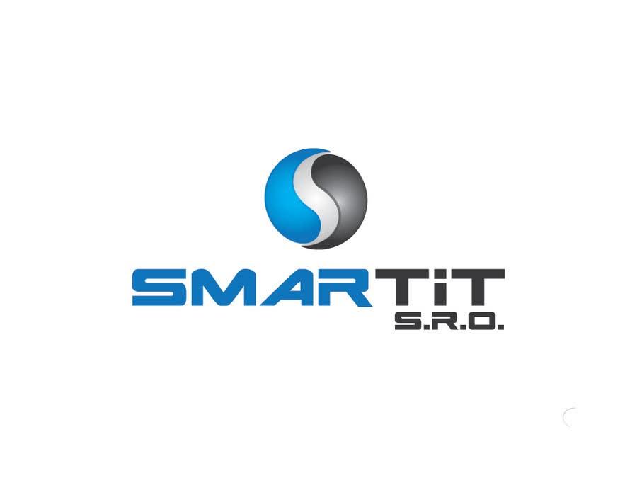 #110 for Design logo for software company SmartIT s.r.o. by baiticheramzi19