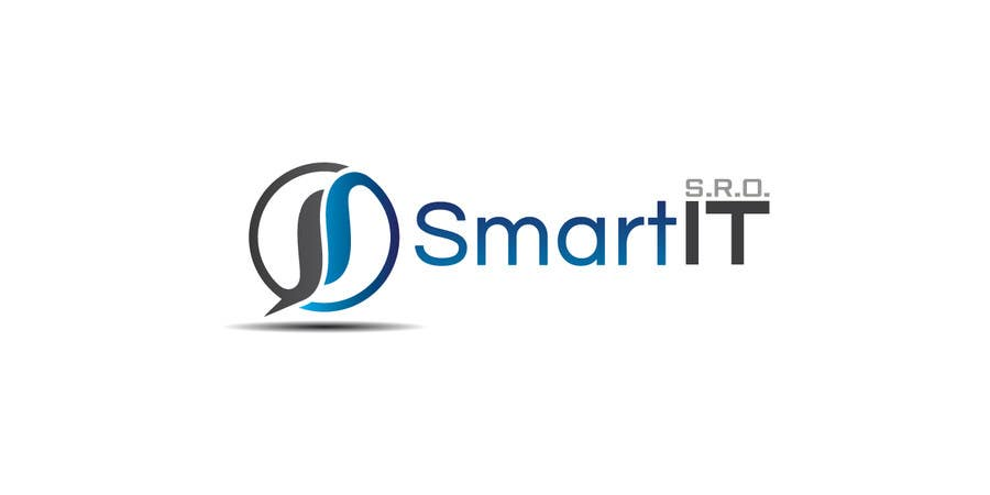 #116 for Design logo for software company SmartIT s.r.o. by Psynsation