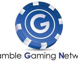 #34 untuk Design a Logo for Glamble Gaming Network. oleh Simental02
