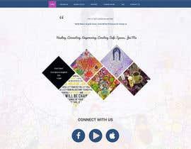 #4 cho The Return of the Divine Feminine ... Website Mockup Needed bởi Lakshmipriyaom