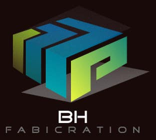 #3 for Design a Logo for BH Fabrication by asaadabbasi101