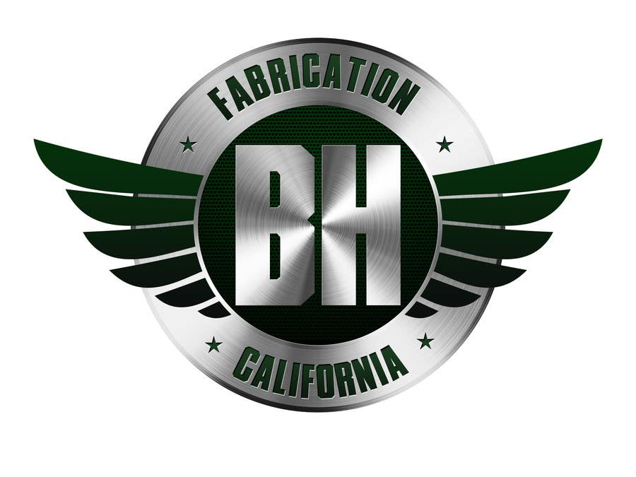 Bh Design entry 150 by lubinlouis for design a logo for bh fabrication
